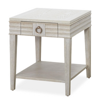California Drawer End Table Universal