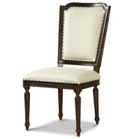 Proximity Upholstered Woven Back Dining Chair