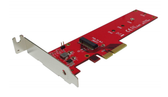 MF-DT129 (PCIe 3.0 x4 3.3V 5A Host Adapter for PCIe-NVMe M.2 110mm SSD)