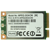 WPEQ-353ACNI Military Temperature 802.11ac/b/g/n Industrial-Grade Mini PCIe Module, Qualcomm QCA9890-BR4B, 3T3R