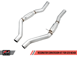 AWE Non-Resonated-to-Resonated Conversion Kit for G20 BMW M340i (3815-11062)