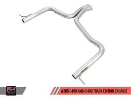 AWE Tuning Track Edition Exhaust for Mercedes-Benz W205 C450 AMG / C400