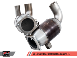 AWE Tuning Performance Catalysts for Porsche 991.2 3.0L (PSE Only) (3210-11012)
