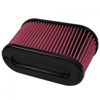 &B Filters Cold Air Intake Replacement Cotton Filter for 2015-2018 VW MK7 GTI/R / Audi 8V S3/A3 (KF-1065)