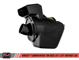 AWE AirGate™ Carbon Fiber Intake  - With Lid for Audi B9 3.0T / 2.9TT, S4 / S5 / RS 4 / RS 5