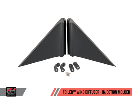 AWE Foiler Wind Diffuser - Injection Molded (1110-11010)