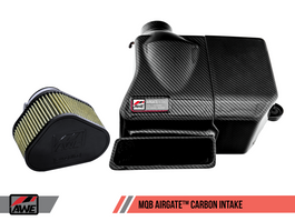 AWE AirGate Carbon Intake Lid for MQB (2660-25002)