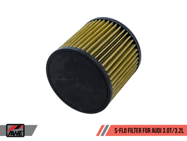 AWE S-FLO Filter for Audi B8 - B8.5 - 8R S4 / S5 / Q5 / SQ5 (2710-11010)