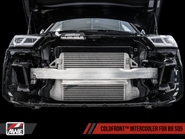 AWE ColdFront™ Intercooler for Audi B9 SQ5 3.0T (4510-11062)