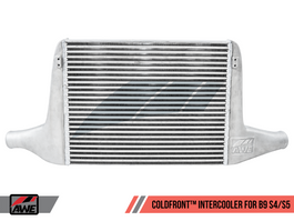 AWE ColdFront Intercooler for the Audi B9 S4 / S5 3.0T (4510-11060)