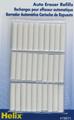 Helix Auto Eraser Refills