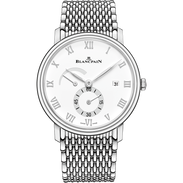 Blancpain Villeret Small Seconds Date & Power 6606-1127-MMB
