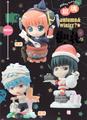 Gintama Petit Chara Land Autumn & Winter? Figures - Kagura