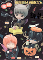 Gintama Petit Chara Land Autumn & Winter? Figures - Okita Sogo