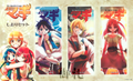 Magi: The Labyrinth of Magic Clear Bookmarks - Labyrinth Version
