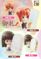 Gintama Petit Chara Land Ice Cream & Doughnut Figures - Kamui Ver. 1