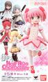 Puella Magi Madoka Magica Half Age Trading Figure Collection - Akemi Homura