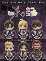 Fate/Zero Karakore Trading Figure Collection - Gilgamesh