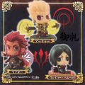 Fate/Zero Petit CharaLand Trading Figure Collection - Gilgamesh