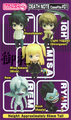Death Note Nendoroid Petit Case File #1 - Yagami Light w/ scythe