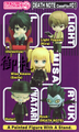 Death Note Nendoroid Petit Case File #1 - L Lawliet w/ chair