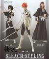 Bleach Styling Figures - Kurosaki Ichigo