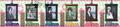 Hakuouki Portrait Strap - Kazama Chikage