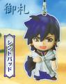 Magi Mini-Character Straps - Sinbad