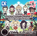 Super Dangan Ronpa 2 Rubber Straps Vol.1 - Usami Magical Girl ver.