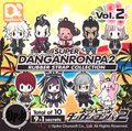 Super Dangan Ronpa 2 Rubber Straps Vol.2 - Gundam Tanaka