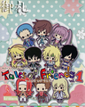 Tales of Friends Rubber Strap Collection Vol. 1 - Zelos Wilder
