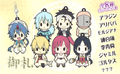 Magi Rubber Straps Vol.1 - Morgiana
