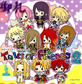 Tales of Friends Rubber Strap Collection Vol. 2 - Cress Albane/Cless Alvein