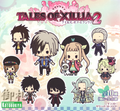 Tales of Xillia 2 Rubber Straps - Musee