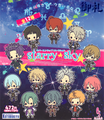 Starry Sky Rubber Strap Collection - Miyaji Ryuunosuke (Scorpio)