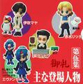 Petit Eva: Eva-Gurashi #05 Trading Figures - Akagi Ritsuko