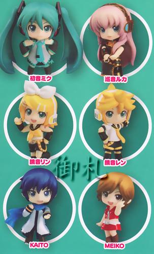 Petit Nendoroid Miku Selection Vocaloid Hatsune Miku Mikurisutaru