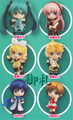 Hatsune Miku Selection Nendoroid Petit Trading Figures - Megurine Luka