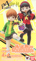 Persona 4 Half Age Trading Figures - Satonaka Chie w/ glasses