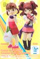 Persona 4 Half Age Trading Figures - Kujikawa Rise winking ver.
