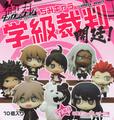 Dangan Ronpa the Animation Chimi Chara Trading Figures - Fujisaki Chihiro