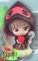 Gintama Snow White Petit Chara Land Figures - Okita Sougo