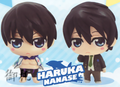 Free! Karakore Trading Figures - Nanase Haruka Uniform ver.