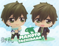 Free! Karakore Trading Figures - Tachibana Makoto Swimsuit ver.