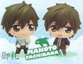 Free! Karakore Trading Figures - Tachibana Makoto Uniform ver.