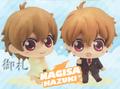 Free! Karakore Trading Figures -  Hazuki Nagisa Swimsuit ver.