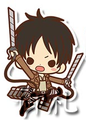 Attack on Titan Rubber Straps - Eren Jager