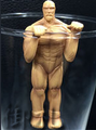 Attack on Titan Glass Hanger Figures - Colossal Titan sepia ver.