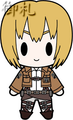 Attack on Titan Keychains vol. 1 - Armin Arlert