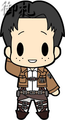Attack on Titan Keychains vol. 1 - Marco Bodt